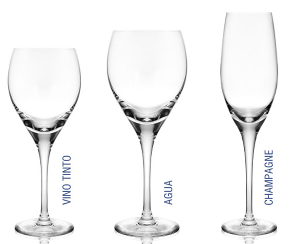 Copas y vasos de cristal con logo grabado vitrificable cristal artesanal soplado a boca - Vasos grandes cristal ...