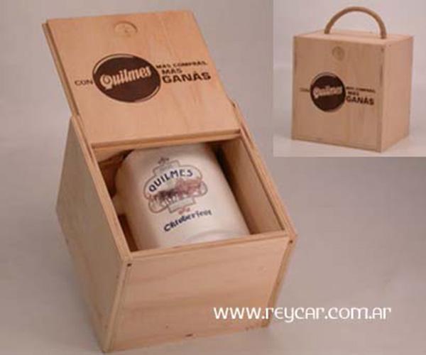 Envases de madera | Tubos y Cajas de Madera | Se fabrica a ...