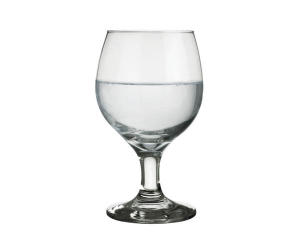 Copas vasos y chopps de vidrio con logo grabado for Copas de cristal
